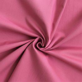 Twill stretch uni rose