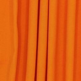 Tissu en coton uni mangue