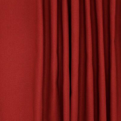 Rode karmijn katoen stof