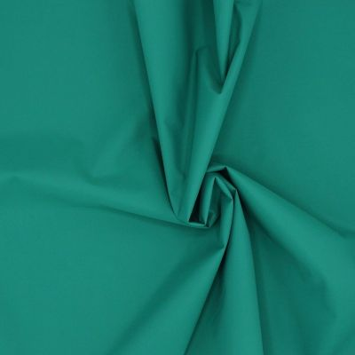 Orange impermeable polyester fabric