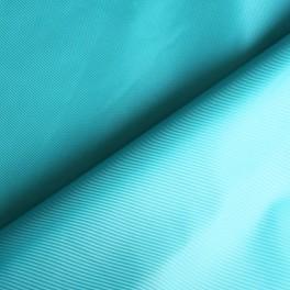 Toile polyester imperméable bleue