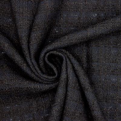 Fuschia wol en polyamide stof