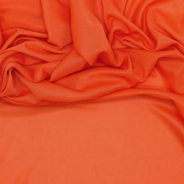 Doublure jersey 100% polyester orange