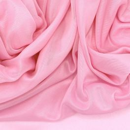 Doublure jersey 100% polyester rose