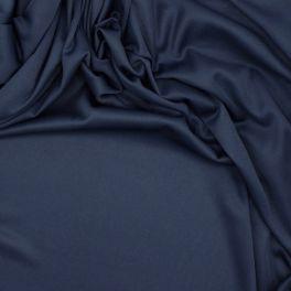 Doublure jersey 100% polyester bleu gitane