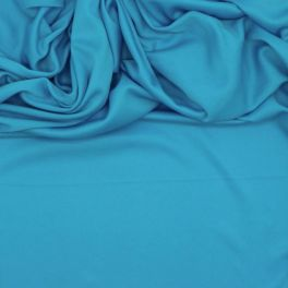 Doublure jersey 100% polyester turquoise