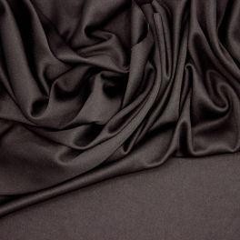 Doublure jersey 100% polyester marron