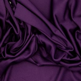 Doublure jersey 100% polyester mauve