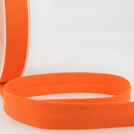 Biais jersey orange