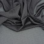 Mesh fabric - black
