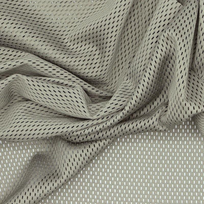 Mesh fabric - greige