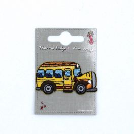 Mini bus thermocollant