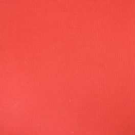 Rode dralon stof