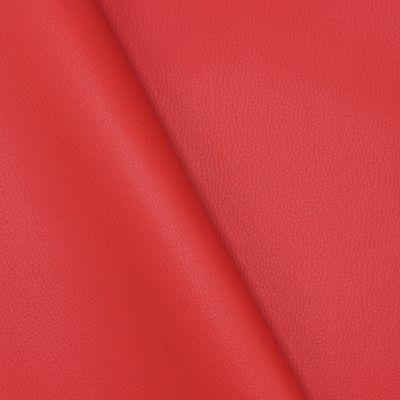 Simili cuir uni rouge