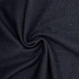 Jersey fabric dark grey
