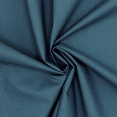 Gabardine légère déperlant bleu jean's