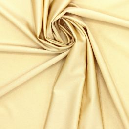 Tissu en lycra or