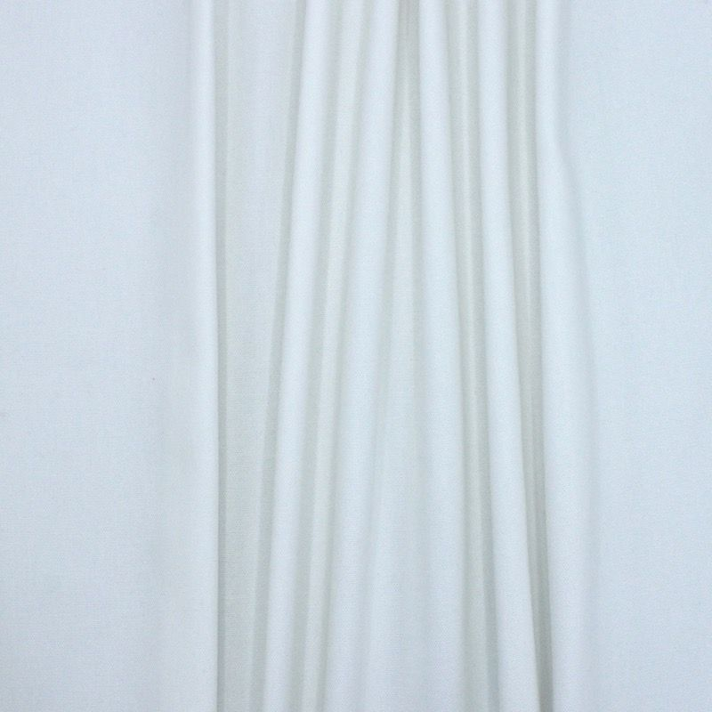 Witte katoen stof