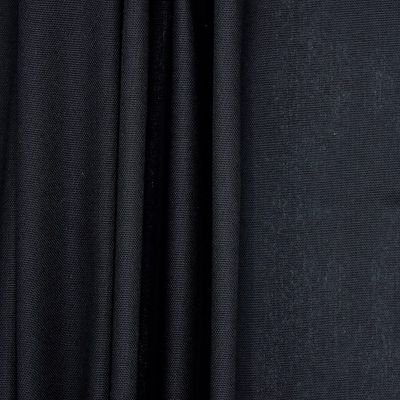 Katoen stof zwart