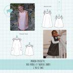 Patron robe et blouse Birdy 2 - 12 ans
