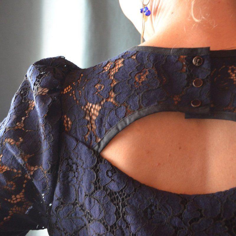 Patron robe et blouse Désert 34-50