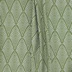 Furniture fabric printed with cacti