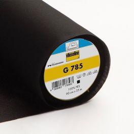 Viseline thermocollant noire G 785