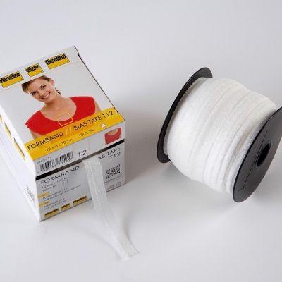 Viseline stabilmanche 12mm blanc