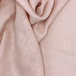 Taupe linnen plain fabric