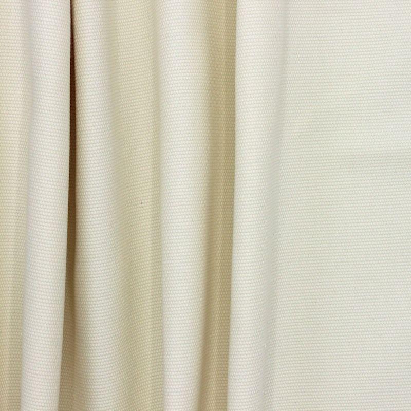 Gebroken witte katoen stof