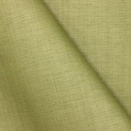 Tissu 100% Raphia olive