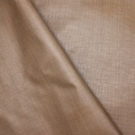 Tissu 100% Raphia chocolat