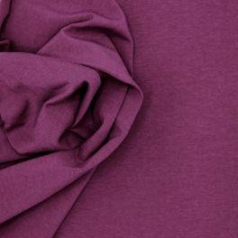Tissu jersey purple