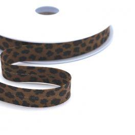 Biais impression léopard