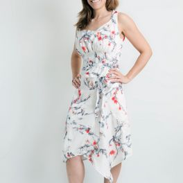 Dress and top pattern