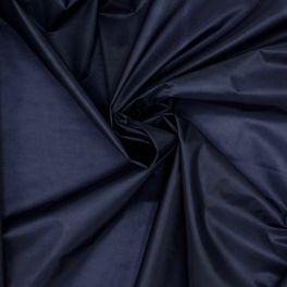 Tissu imperméable marine