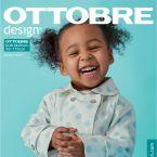 Sewing magazine Ottobre design Kids - Summer 3/2015