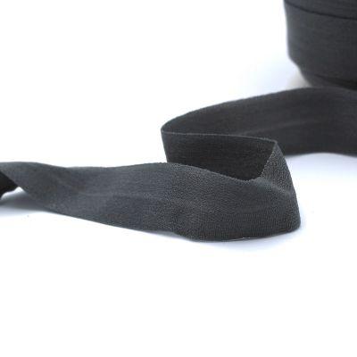 Elastique bretelle lingerie plat 20mm gris moyen