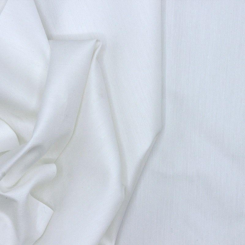 Doublure simple blanc