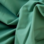 Windproof green microfiber polyester fabric