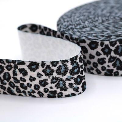 ceinture élastique imprimé Panthère