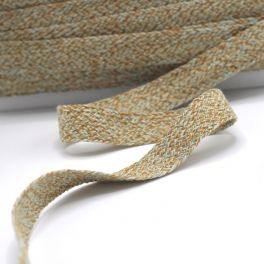 cordon plat menthe sable