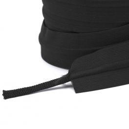 Ceinture élastique avec cordon noir