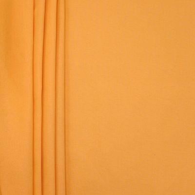 Tissu en coton uni jaune poussin