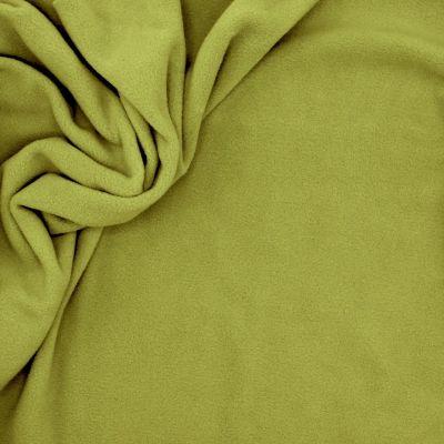 Tissu polar vert lime