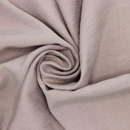 Reversible faux washed silk - blush pink