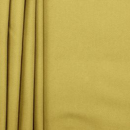Tissu en coton uni vert anis