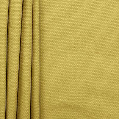 Plain cotton fabric - anis green