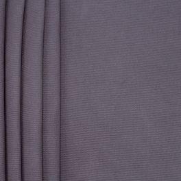 Tissu en coton uni gris ardoise