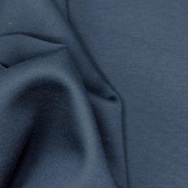 Double sided jersey - navy bleu